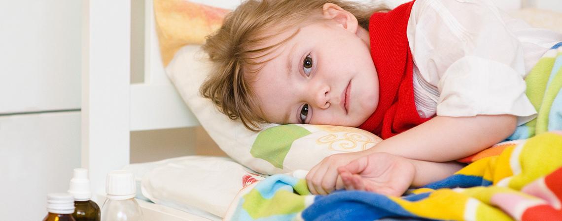 Почему болеют наши дети?