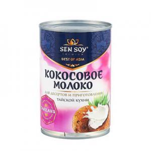 Кокосовое молоко SEN SOY (400 мл)