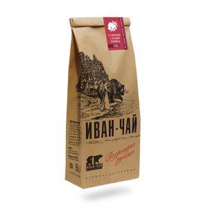 Иван-чай гранулированный с малиной, ИЧК (100 г)