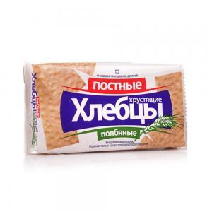 Хлебцы хрустящие постные полбяные (Елизавета+, 70 г)