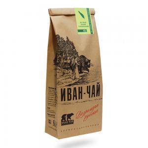 Иван-чай листовой ранний тонизирующий, ИЧК (50 г)