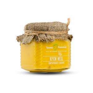Крем-мёд с дыней,
