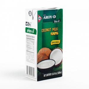 Молоко кокосовое AROY-D (1000 мл)