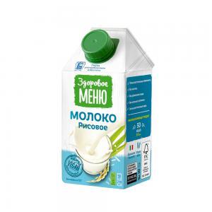 Молоко рисовое,