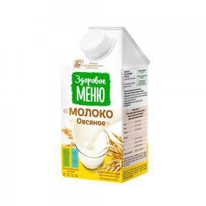 Молоко овсяное,