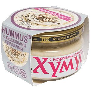 Хумус с кедровыми орешками (200 г)