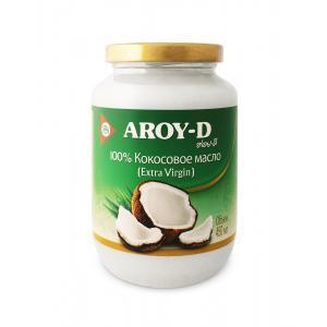 Масло кокосовое AROY-D (450 мл)