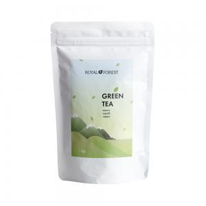 Зелёный чай с кэробом, манго и ягодами годжи, Royal Forest (75 г)
