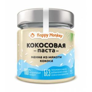 Кокосовая паста, Happy Мonkey (180 г)