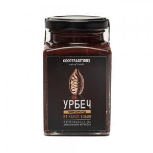 Урбеч из какао-бобов с медом, Добрые традиции (230 г)