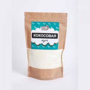 Мука кокосовая, ЭкоЖизнь (250 г)
